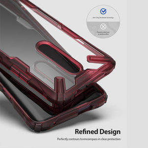 Image 5 - Ringke Fusion X for Oneplus 7 Pro Case Dual Layer  PC Clear Back Cover and Soft TPU Frame Hybrid Heavy Duty Drop Protection
