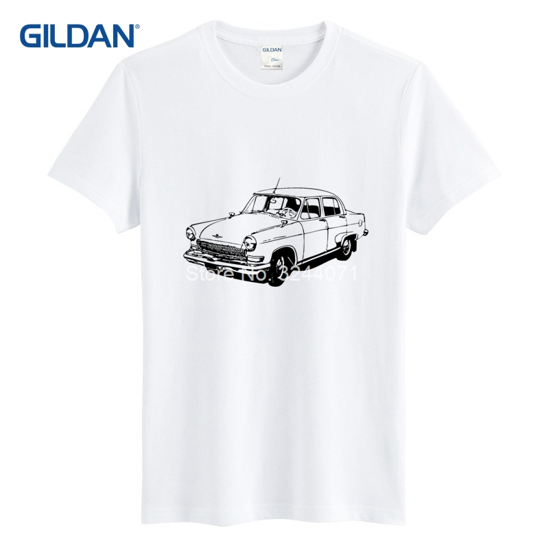 Russian Car Mens White T Shirts 2019 Short Sleeves Men Blue Tee Shirt Uniform Mens T Shirts No Wadding Fixing Prices According To Quality Of Products Back To Search Resultsmen's Clothing Tops & Tees