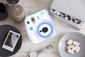 Image 5 - NEW Fujifilm Instax Mini 9 Free Gift Photo Camera FilmPhoto Camerain 6 Colors blocking Instant Photocamera
