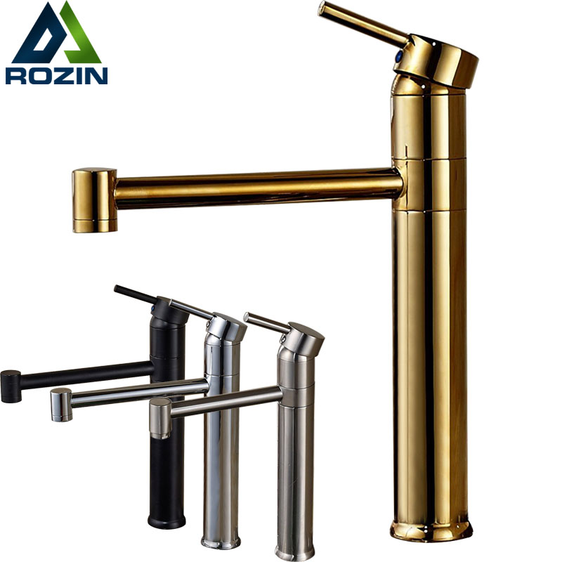 Good Quality Deck Mount Bathroom Vessel Sink Faucet Single Lever Kitchen Lavatory Mixers One Hole Hot Cold TapsGood Quality Deck Mount Bathroom Vessel Sink Faucet Single Lever Kitchen Lavatory Mixers One Hole Hot Cold Taps