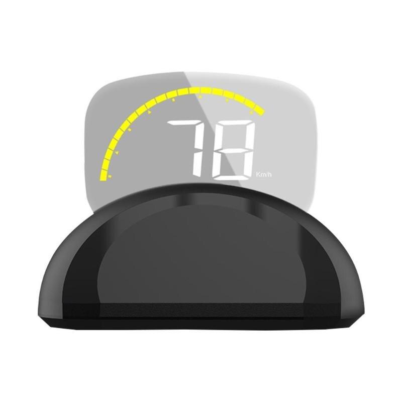 VODOOL C700S affichage tête haute HUD OBD2 OBDII affichage tête haute avec système d'avertissement de survitesse miroir accessoires de projecteur de vitesse