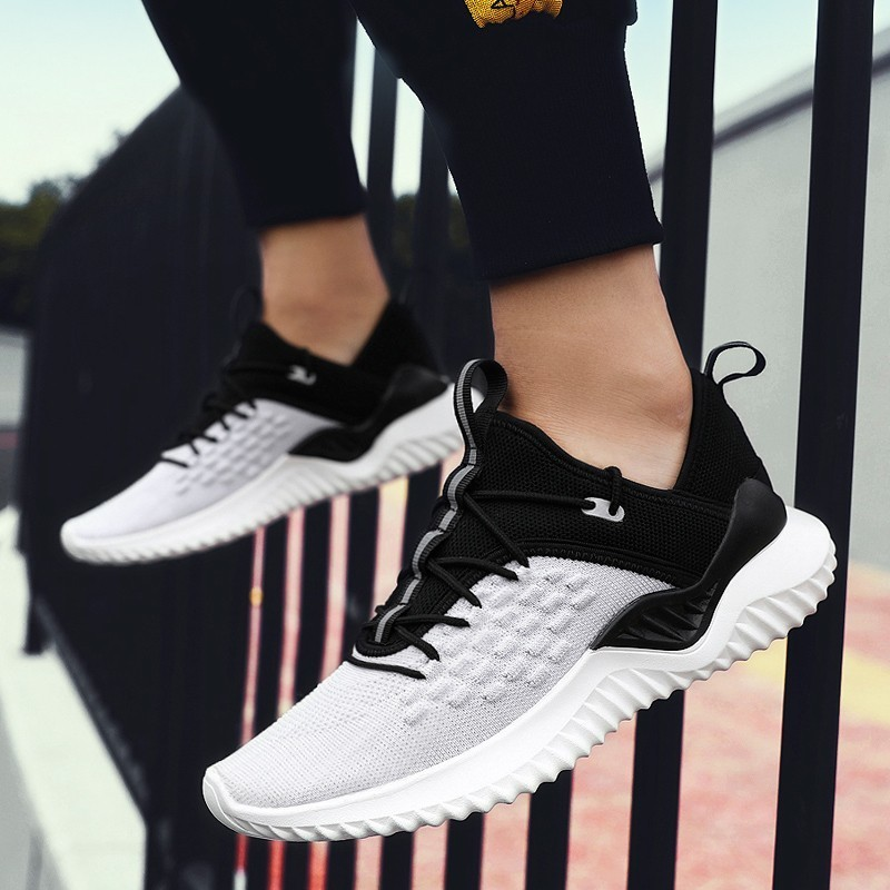 Men's Boots 2019 Men Shoes Ankle Boots Sneakers High Top Comfortable Casual Shoes Fashion For Male Lightweight Breathable Sapatos Masculinos Cool In Summer And Warm In Winter Men's Shoes