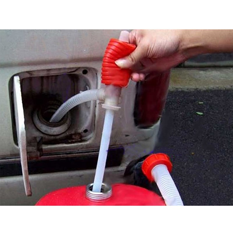 ESPEEDER Ручной Сифон сифон для масла, воды, бензина, сырой нефти, двигатель, топливоперекачивающий насос