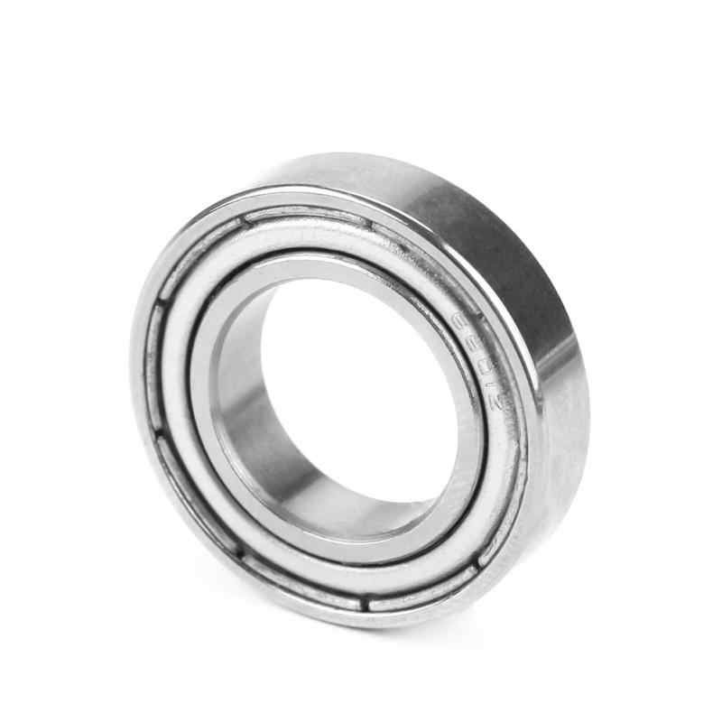 New 10Pcs 6801ZZ High Speed Single Column with Deep Groove Raceway Ball Bearing 12*21*5mm/20*32*7mm bearing axial