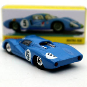 Image 2 - 1:43 Atlas Dinky Toys 1425E Blue MATRA 630 ALLOY #5 Diecast Models Toys Car Limited Edition Collection