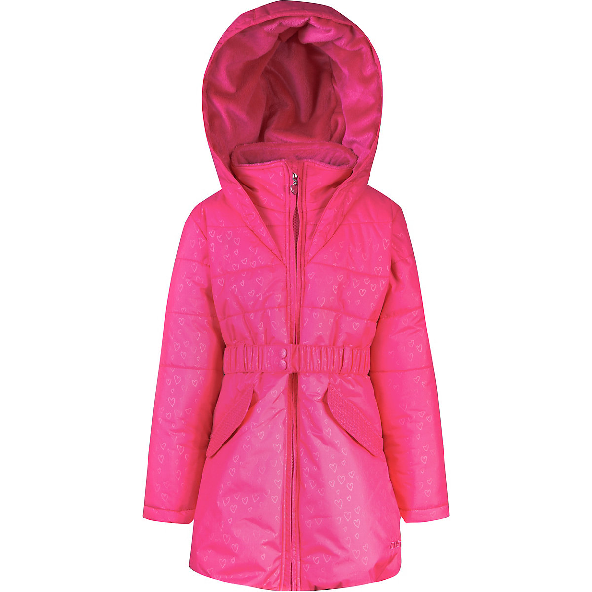 GUSTI Down & Parkas 9512064 jacket for girls winter outerwear children jackets boys clothing icebear 2018 new men s winter jacket warm detachable hat male short coat fashion casual apparel man brand clothing mwd18813d