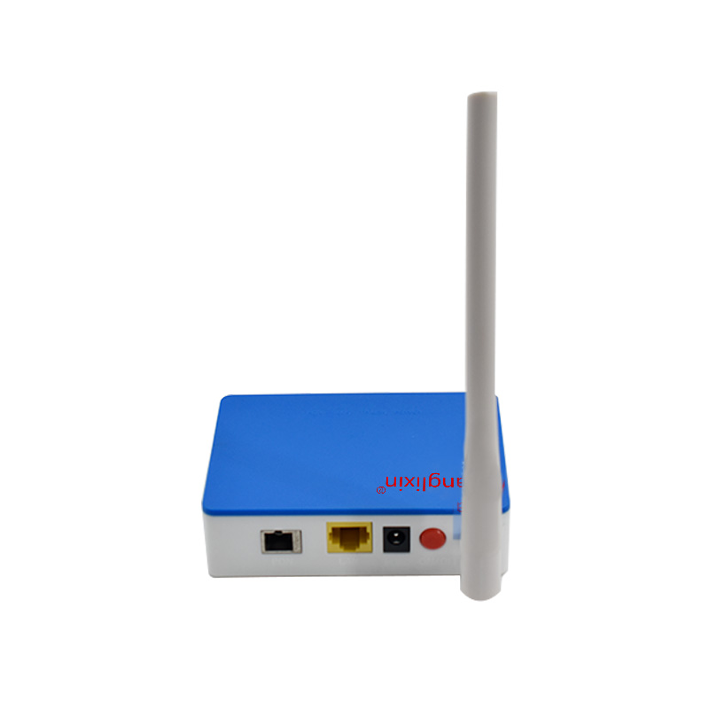 Image 2 - EPON OLT FTTH EPON ONU EPON 1port ONU EPON 1.25G PPPOE  with WIFI Fiber Device to User Side Wireless wifi Router 1pcs-in Fiber Optic Equipments from Cellphones & Telecommunications