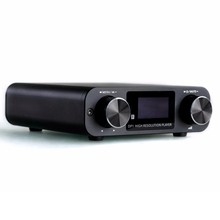 hot deal buy leory decoder digital optical amplifiers hifi audio amplifier usb dac 32bit/192khz lossless player with remote control