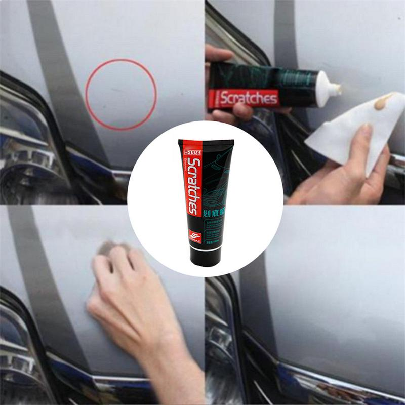 100ml Car Scratch Repair Tool Car Scratches Repair Polishing Wax Cream Paint Scratch Remover Care Auto Maintenance Tool
