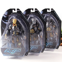 Aliens vs. Predator Celtic Scar Chopper Predator NECA AVP Action Figures PVC Collection Model Toys