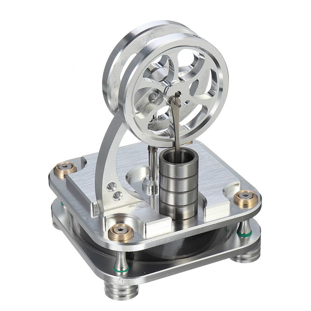 Alliage basse température différence Stirling moteur étude modèle Collection Science étudiant enfants expérience apprentissage outil jouet cadeau