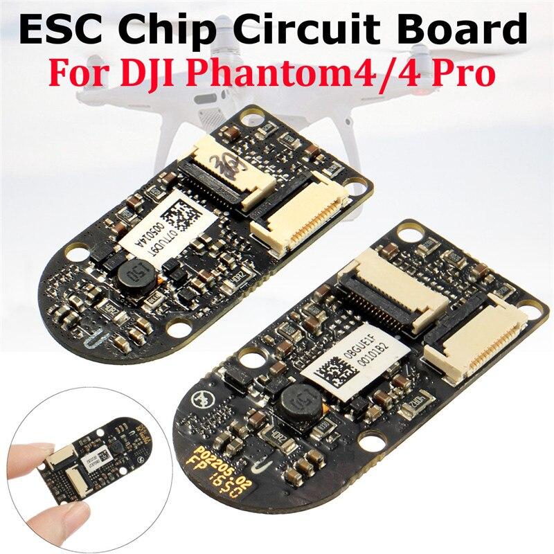 Новый год двигатель ESC чип платы для DJI Phantom4/4 Pro Ремонт Часть инструменты Бытовая электроника беспилотные камеры интимные аксессуары