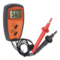 Rechargeable Battery Resistance Voltmeter Tester Internal Impedance Meter LCD Display SM8124A