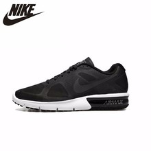 Купить с кэшбэком Nike Air Max Sequent New Arrival Original Air Cushion Men Running Shoes Comfortable Sneakers For Men Shoes#719912