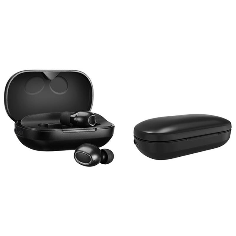 New Mini TWS 5.0 Wireless Bluetooth Earphones HD Stereo Waterproof Sport Running Music Headset With Charging Box Portable