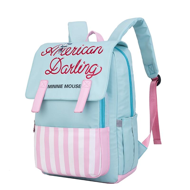 Disney Fashion Mummy Maternity Nappy Bag Large Capacity Diaper Bag Travel Backpack Nursing Bag Care 2019