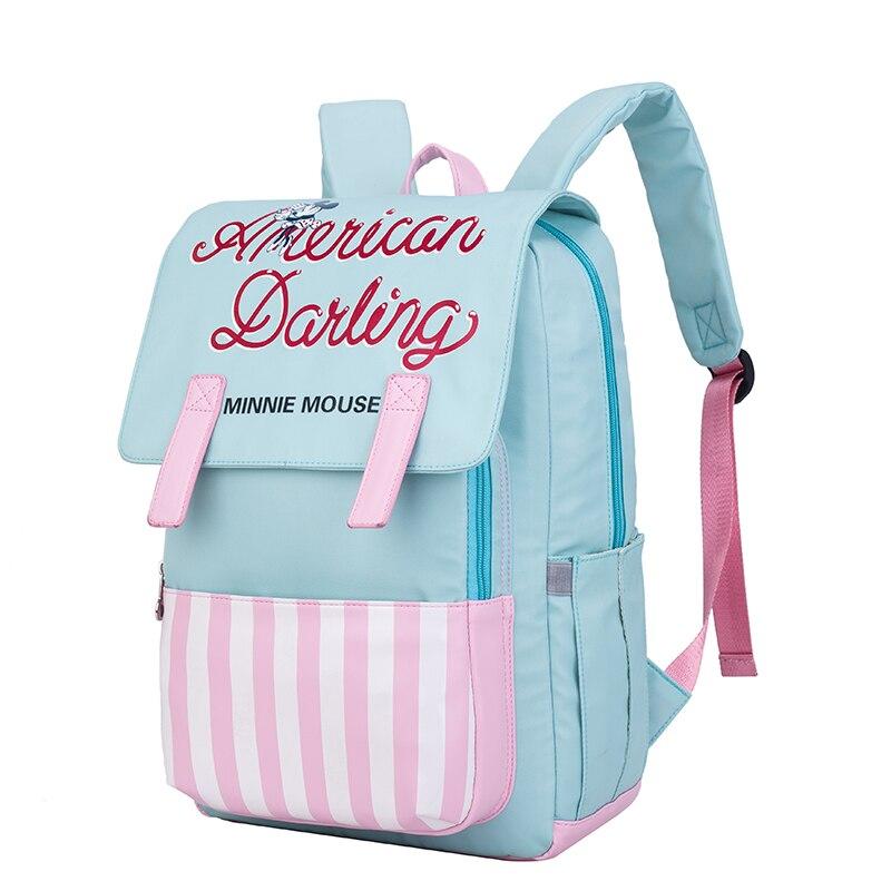 Disney Fashion Mummy Maternity กระเป๋าผ้าอ้อมขนาดใหญ่กระเป๋าผ้าอ้อมกระเป๋าเป้สะพายหลังกระเป๋าพยาบาล Care 2019 กระเป๋าแฟชั่นผู้หญิง-ใน กระเป๋าผ้าอ้อม จาก แม่และเด็ก บน AliExpress - 11.11_สิบเอ็ด สิบเอ็ดวันคนโสด 1