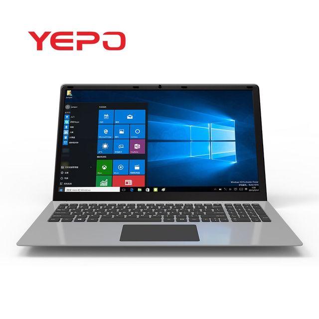 YEPO YP2000 737A6 Máy Tính Xách Tay Intel Apollo Hồ N3450 6 GB DDR3 RAM 64 GB EMMC ROM 15.6 Inch Màn Hình 1920x1080 IPS 19:6 Siêu ánh sáng Máy Tính Xách Tay