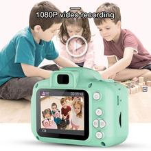 1080P Cartoon Kids Camera Toys Mini HD Cartoon Cameras Gifts for Boy Girl Birthday Digital Video Camera Video Recording cheap 20 1MP-- 24 0MP 2x - 7x Multiple Image Stabilization Waterproof Shockproof Face Recognition App Setting 1 3 2 inches Full HD (1920x1080)