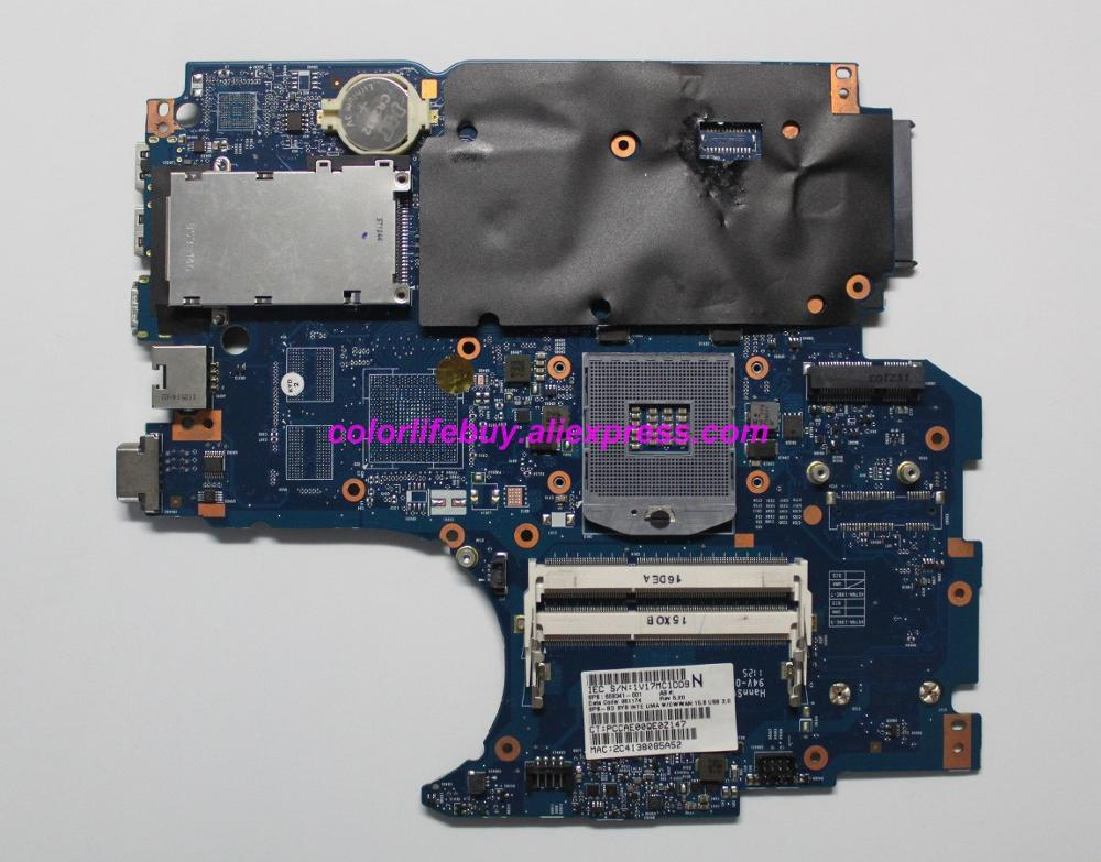 Genuine 658341 001 HM65 DDR3 Laptop Motherboard Mainboard for HP 4530S 4730S Series NoteBook PC in Laptop Motherboard from Computer Office