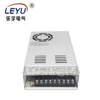 Ce rohs 350 w 24vdc 16a ~ 12vdc 27.5a 단일 출력 전원 공급 장치 SD-350B-12 dc dc 인버터