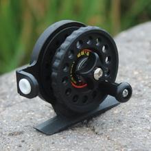 5cm 1:1 2 roulements à billes de haute qualité privé LCE bobines Mini pêche carpe pêche bobine bobine matériel de pêche