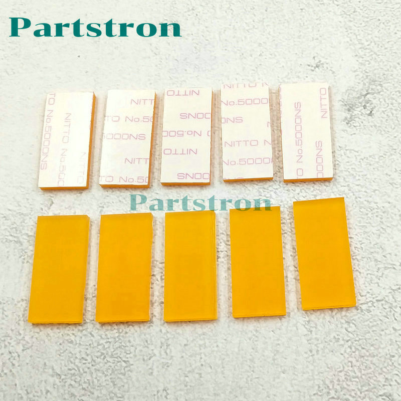 10Pcs Stripper Pad Seperator Pad Stripper Sheet 019-11833 Fit For Riso RZ 200 220 230 300 310 330 370 390 530 570 970 990