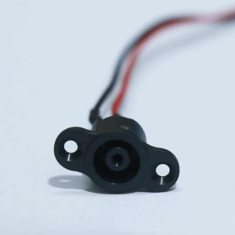 For Xiaomi Mijia M365 Electric Scooter Charging Interface Hole Cap Repair Part.