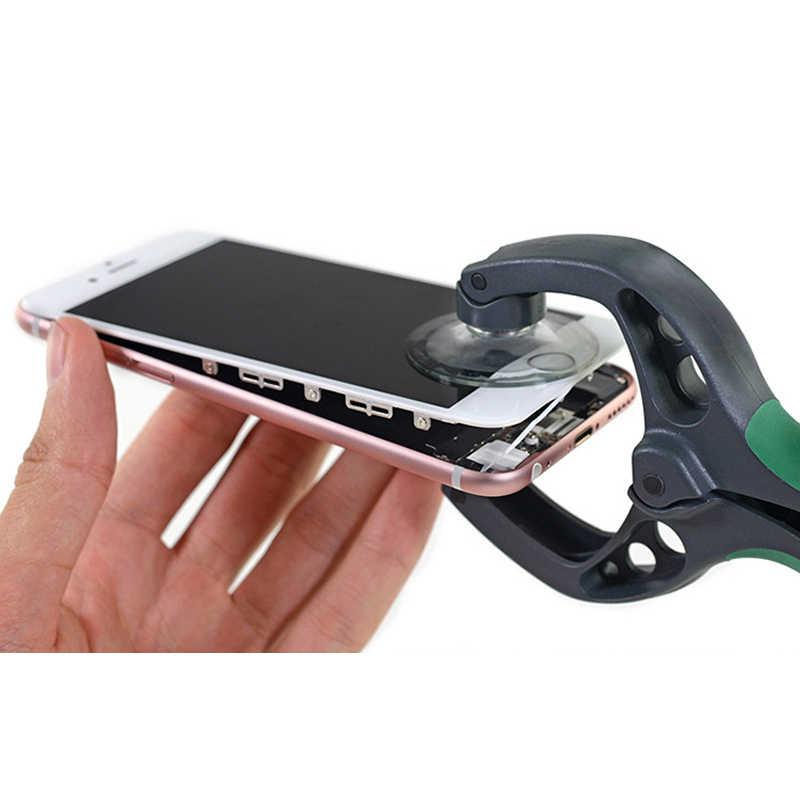 BST-009 Ponsel Pry Alat Pembuka Membongkar Ponsel Alat Perbaikan Layar LCD Komputer Vakum Cangkir Hisap Kuat
