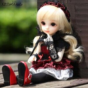 Image 1 - Fairyland Littlefee Sarang sd/bjd dolls 1/6 body model girls boys dolls toys shop dollhouse silicone resin