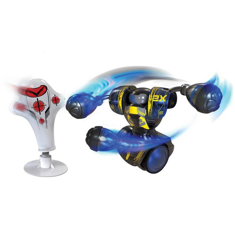 Double Play Battle Boxing Fighting Robot RC Children