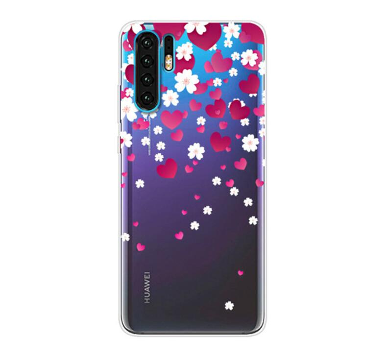 For Huawei P30 Pro Case 6 47 39 39 P30Pro Funda Cute Clear Soft TPU Back Cover For Huawei P30 Pro Phone Case Silicone P 30 Pro Coque in Fitted Cases from Cellphones amp Telecommunications