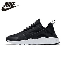 Nike Original Woman Air Huarache Run Running Shoes Breathable  Sports Sneakers 819151 833292 цена