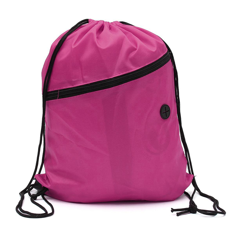 Book bag with cord Sports Gym Swimming PE dance shoe backpackBook bag with cord Sports Gym Swimming PE dance shoe backpack