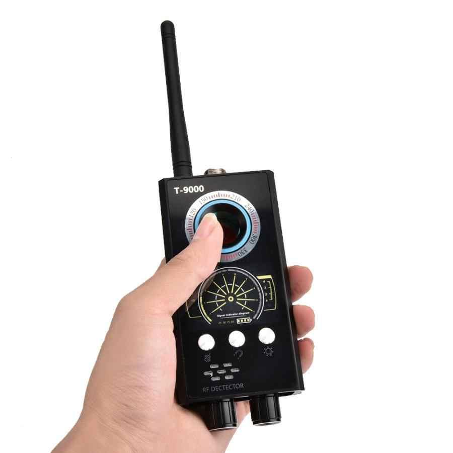 Беспроводной портативный анти-Проблеск анти-отслеживая детектор радиосканер