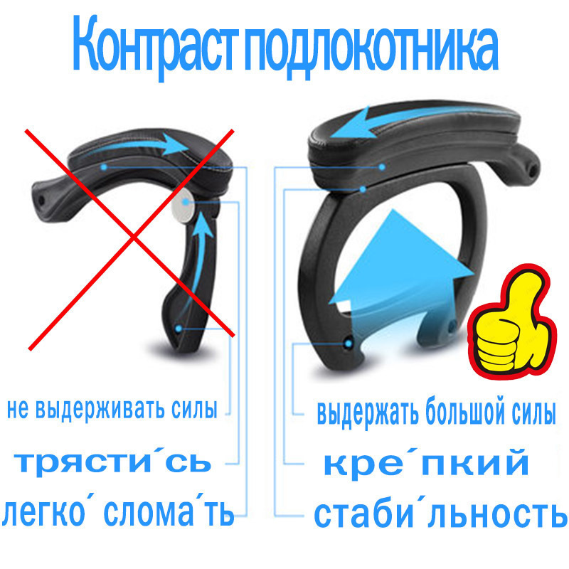 Купить с кэшбэком The New Furniture Office Rotating boss Game chair