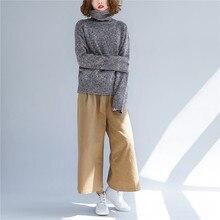 997b2d20f504 Women Oversized Turtleneck Sweater Promotion-Shop for Promotional ...