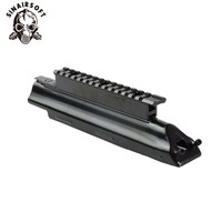 AK47 MAK90 Top Receiver Cover Scope Mount Base Dust Cover with Picatinney Top Rail MNT 970A