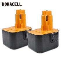 Bonacell 12V 3000mAh For Black&Decker PS130 PS130A power tool battery A9252 A-9252 A9275 A-9275 A9266 L10