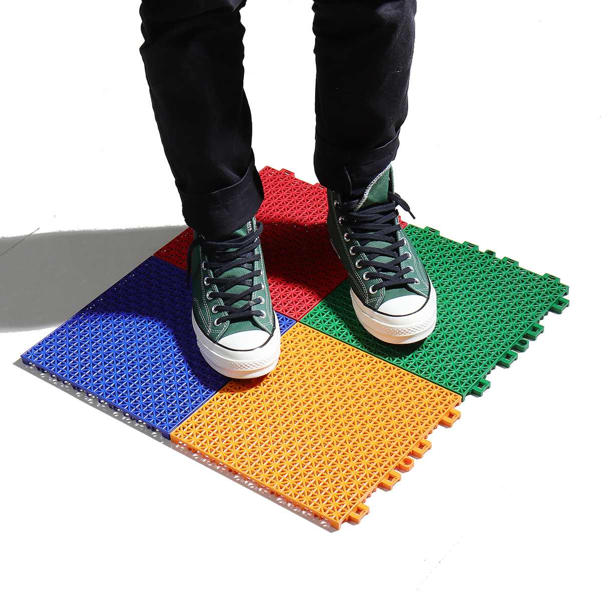 Aliexpress.com : Buy 10pcs Bathroom Carpet Plastic Bath ...