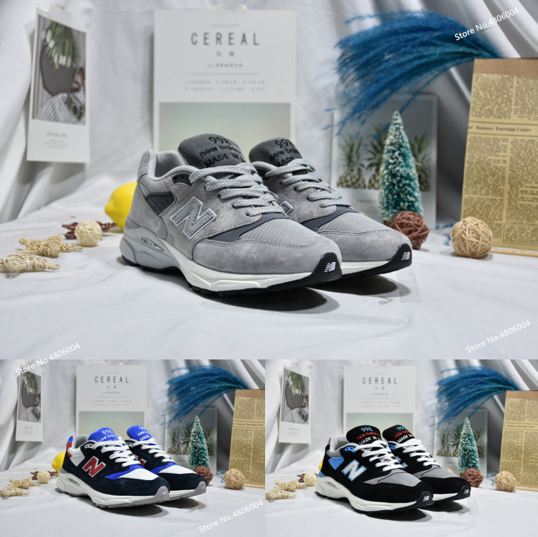 Original New Balance US998MC1/MC2/MC3 Men Women Sneakers Running Shoes For Fashion Leather Breathable 36-44