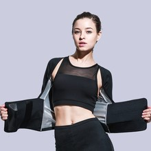 Weight Lost Sportswear Silver Coating Sauna Suit Fitness Top Speed Up Sweating Gym Leggings Fit Body Building Suit Slim Yoga Set
