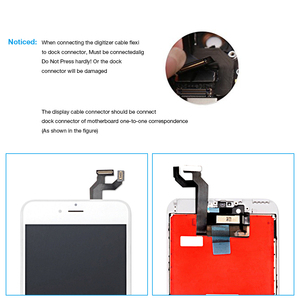 "Image 4 - ل فون 6s زائد شاشة الكريستال السائل 6 S زائد غيار للشاشة 5.5 ""شاشة LCD الأصلية و محول الأرقام الجمعية 100% اختبار الصف AAA"