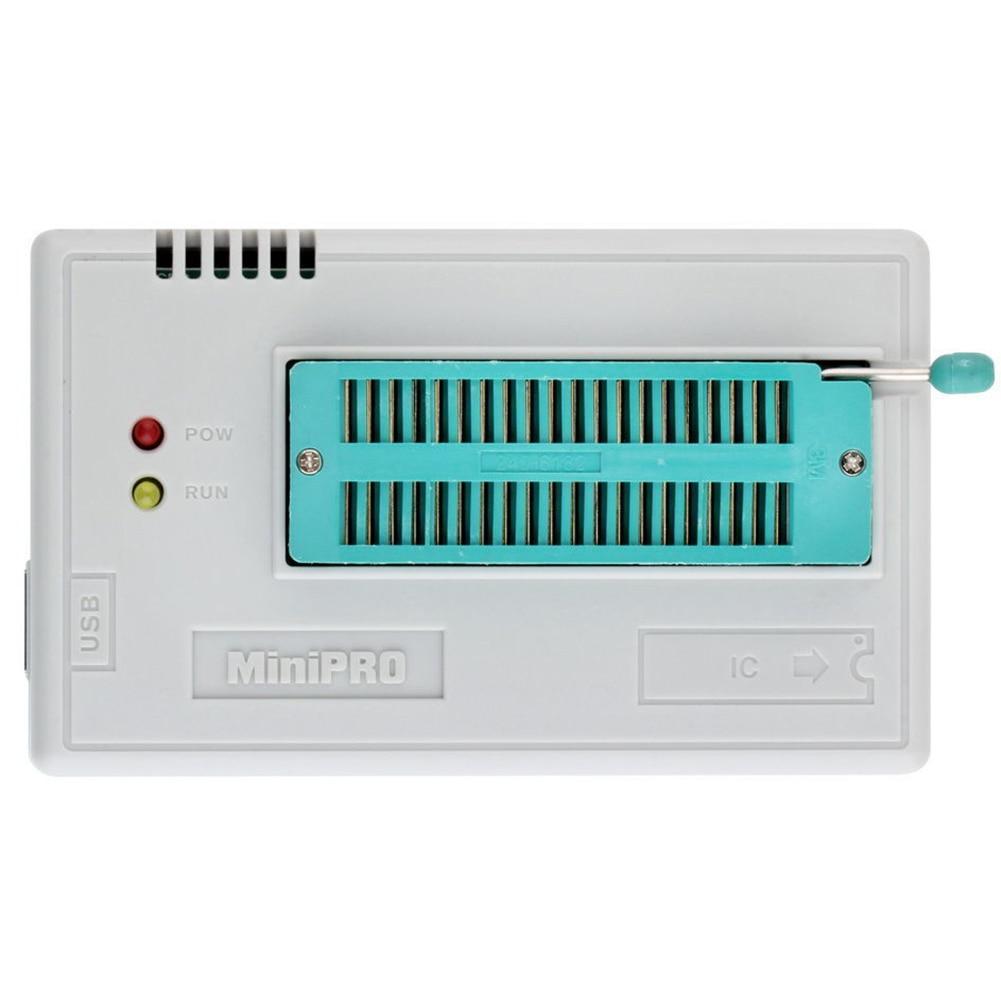 High Speed True USB MiniPRO TL866CS Programmer USB EPROM EEPROM FLASH BIOS AVR AL PIC GOOD