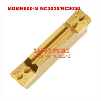 MGMN500-M NC3020/NC3030,MGMN500 Two-headed Cnc Cutting Coated Carbide Turning Insert For Grooving Holder Mgehr & Mgivr