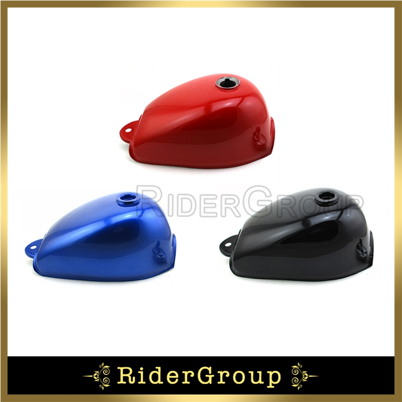Automobiles & Motorcycles Fuel Tank Red Blue Black Fuel Gas Tank For Honda Z50 Z50a Z50j Z50r Monkey Bike Mini Trail Good For Energy And The Spleen