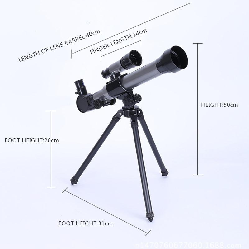 Image 4 - New Sale Outdoor Monocular Astronomical Telescope With Tripod Portable Toy Children-in Monocular/Binoculars from Sports & Entertainment