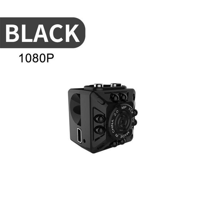 Original Mini Cam Camera SQ11 FULL HD 1080P Night Vision Waterproof Shell CMOS Sensor Recorder Camcorder Black/Blue/Red