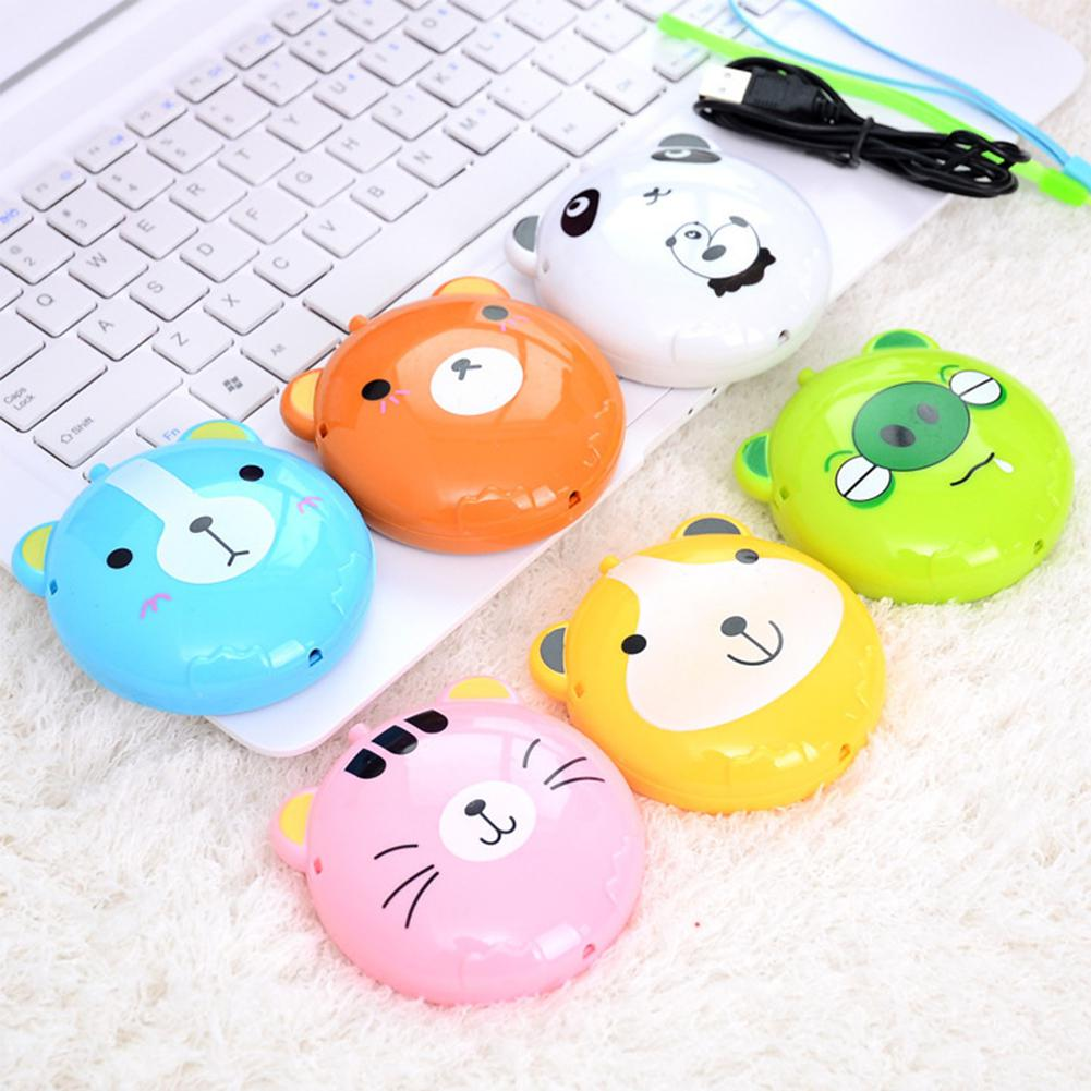 Mini USB Rechargeable Likable Portable Pocket Hand Warmer Electric Maze Design Hand Warmer Heater