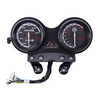 Motorcycle Tachometer Speedometer Meter Gauge Moto Tacho Instrument Clock Case For Yamaha Ybr 125 2005 2009 Euro Ii Version